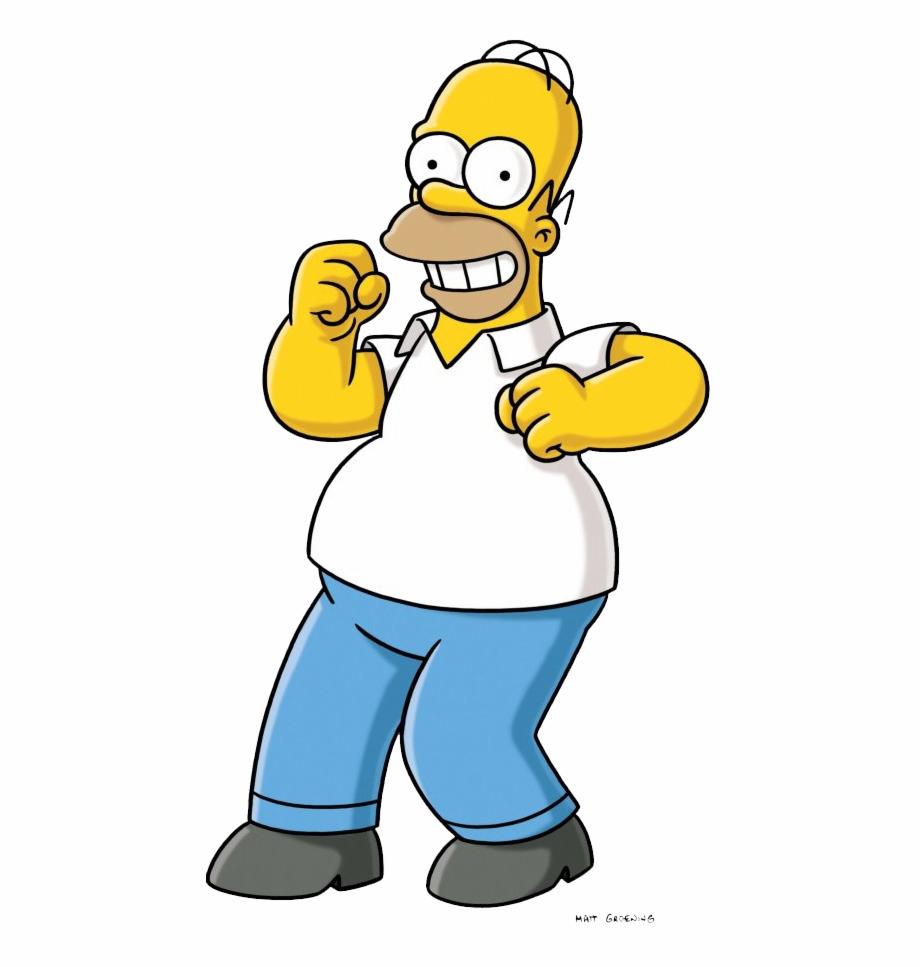 Imagenes de homero simpson clipart jpg black and white download alimenta A Homero Simpson - Simpsons Homer Clipart ... jpg black and white download
