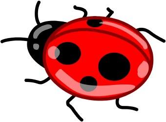 Imagenes de ladybug clipart image free Ladybug Wallpaper Cliparts | Free download best Ladybug ... image free