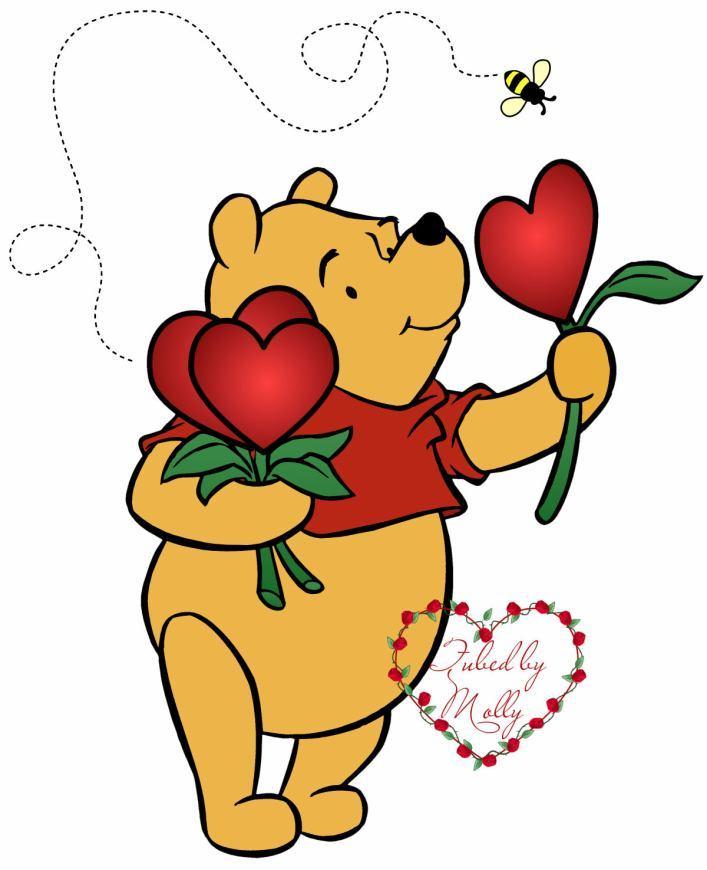 Imagenes de san valentin clipart clip library download Pooh San Valentin - Imagui - Clip Art Library clip library download