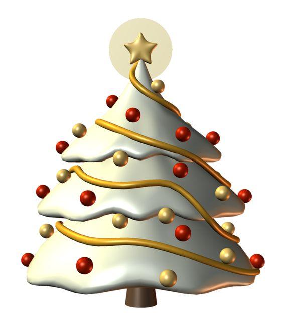 Imagenes navide+-as clipart svg black and white Imágenes navideñas y mas: Clipart de Arboles de Navidad 5 svg black and white