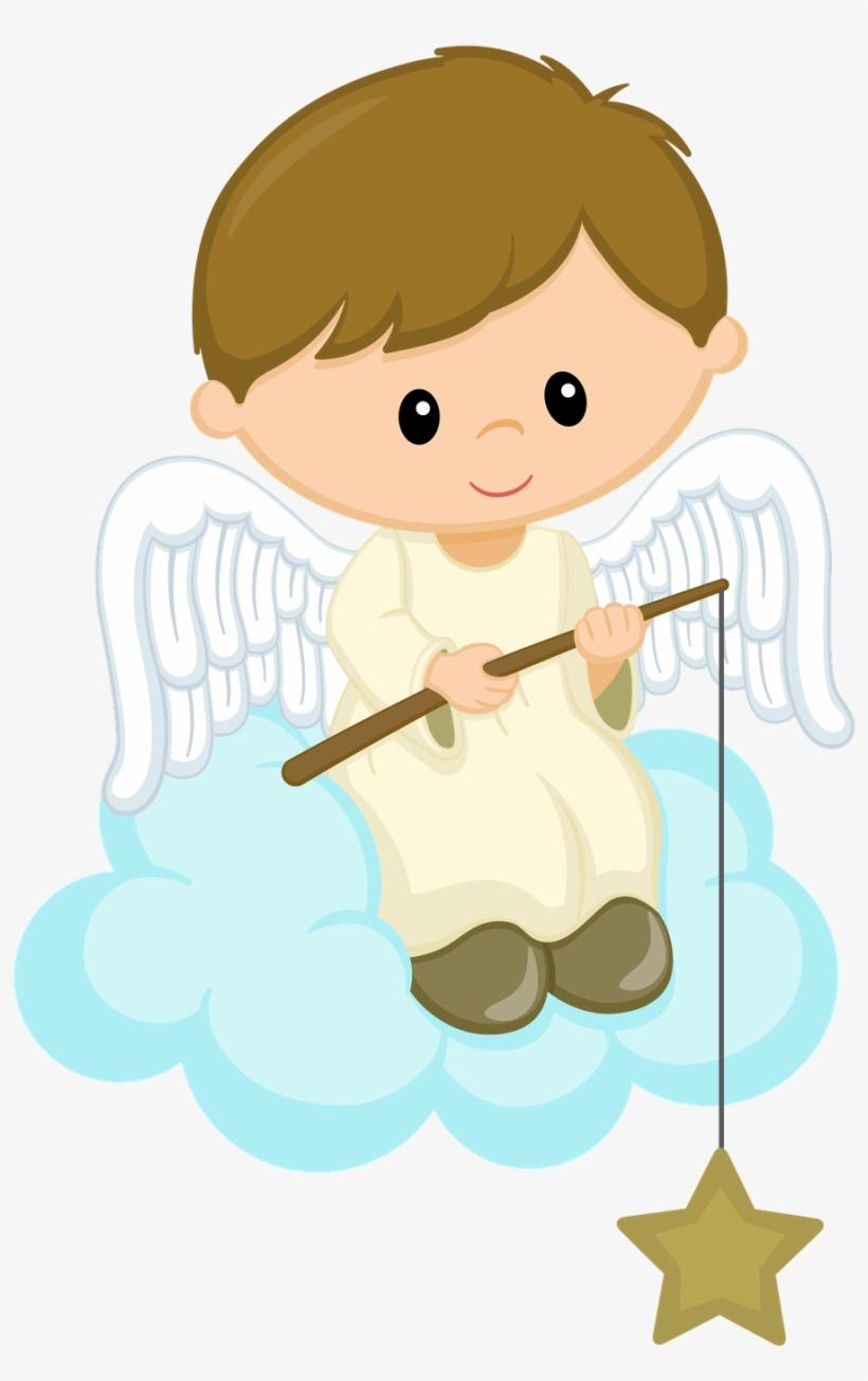 Imagenes para bautizo clipart banner transparent Rosary Clipart Christening Boy - Angelitos Para Bautizo Png ... banner transparent