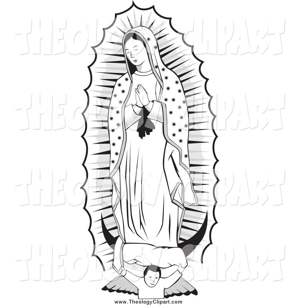 Imagenes virgen de guadalupe clipart png library Virgen de guadalupe clipart » Clipart Portal png library
