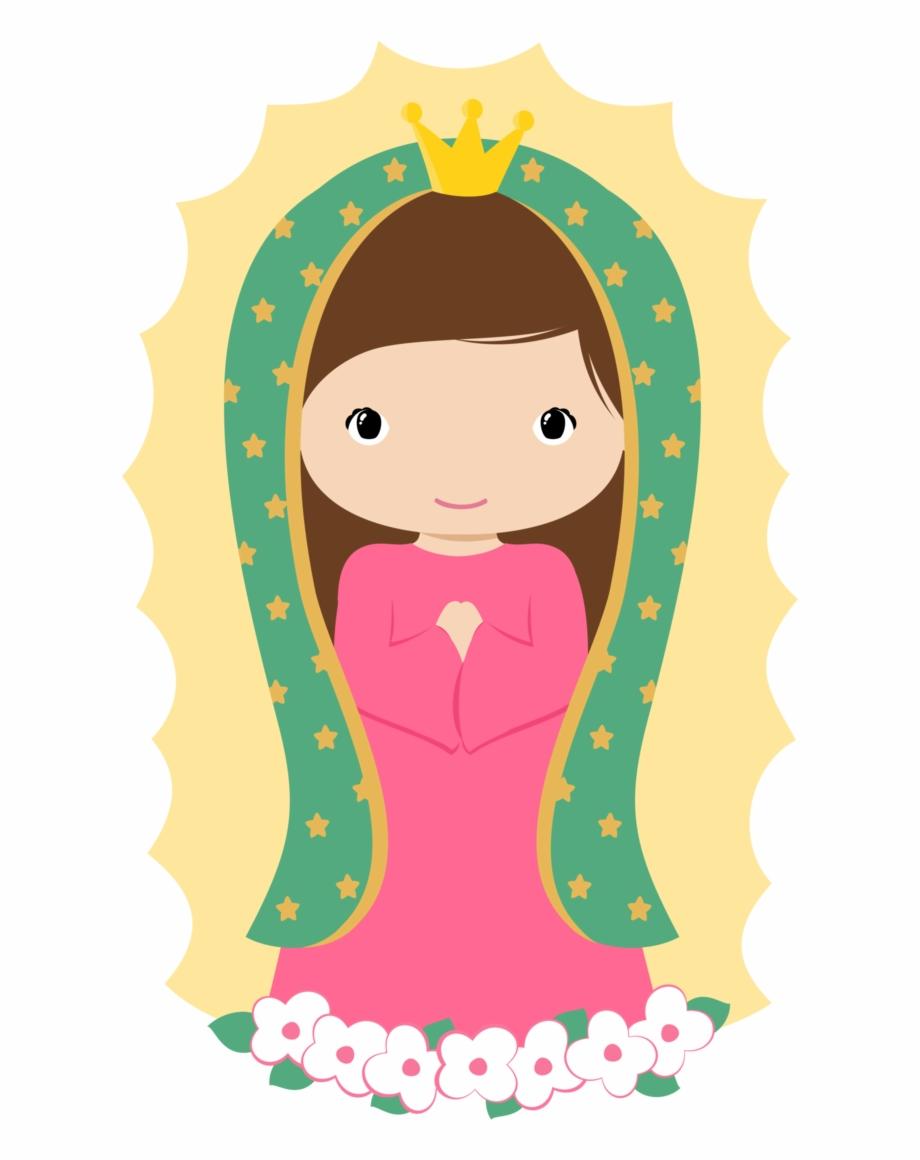 Imagenes virgen de guadalupe clipart png Shared Ver - Virgen De Guadalupe Clipart Free PNG Images & Clipart ... png