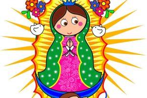 Imagenes virgen de guadalupe clipart picture freeuse library Virgen de guadalupe clipart 5 » Clipart Station picture freeuse library