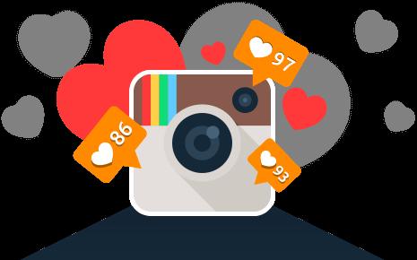 Imagens do instagram em clipart vector download → Ganhar Seguidores Instagram e Curtidas 【 100% GRÁTIS 】 vector download