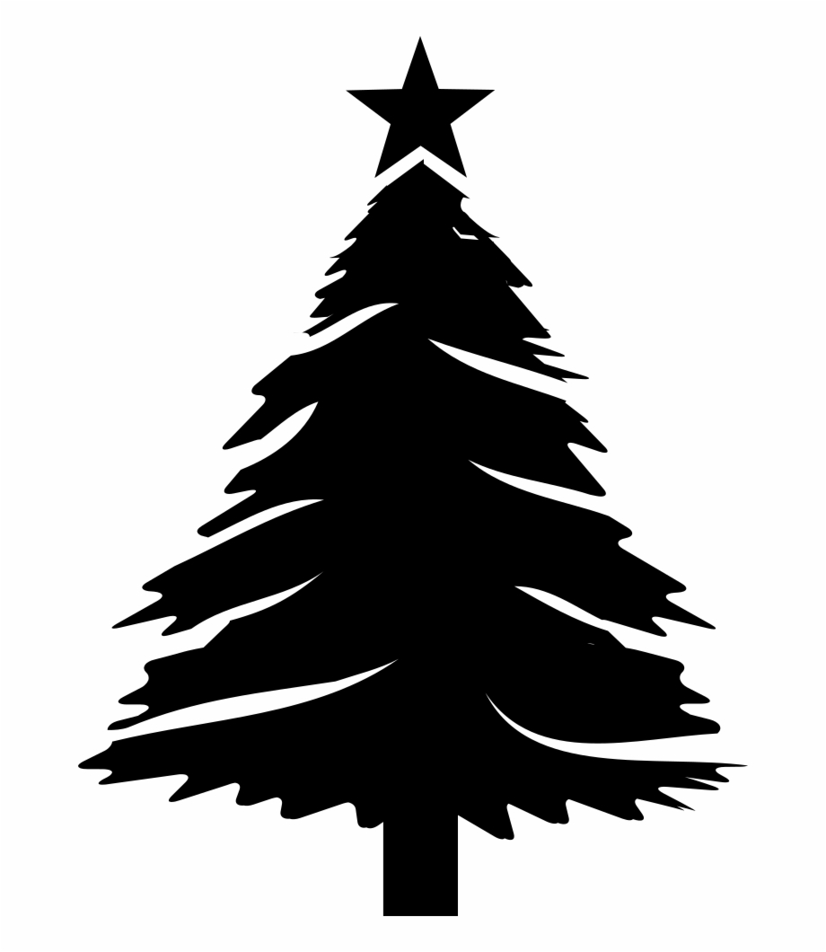 Images assembling a christmas tree clipart banner library Christmas Tree With Star Comments - Christmas Tree Vector Free ... banner library