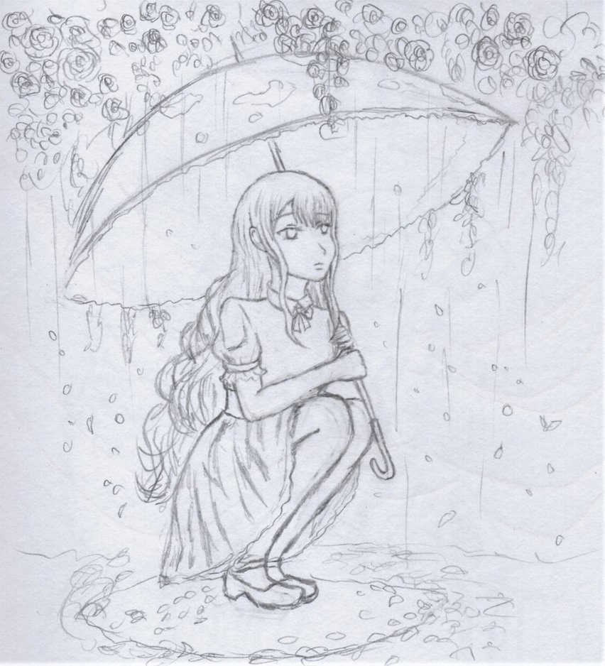 Images branding googlelogo 2x googlelogo_color_120x44dp clipart jpg transparent stock Anime girl in the rain lineart - 15 linearts for free coloring on ... jpg transparent stock