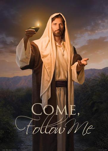Images clipart come follow me jesus