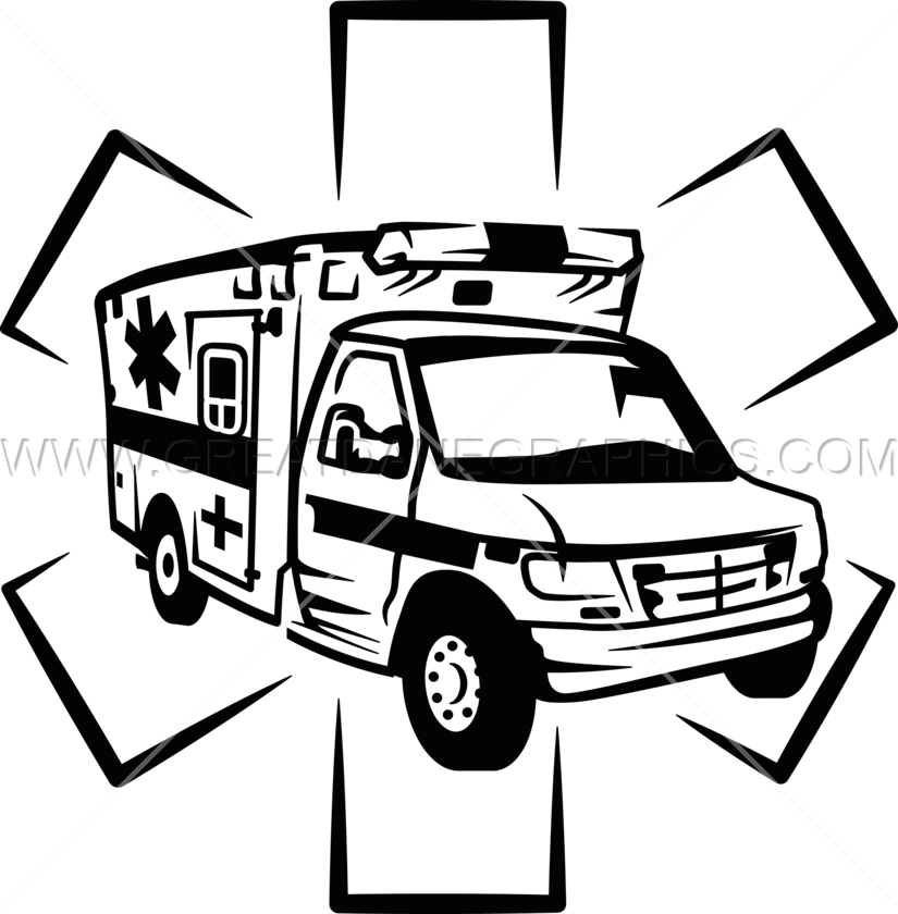 Images clipart of book hospital clip free download Ambulance Clipart Black And White | Free download best Ambulance ... clip free download