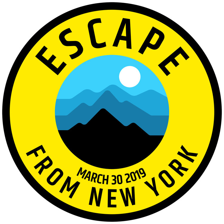 Images from escape from new york clipart vector transparent download Escape From New York Fair — Girl Gotta Hike vector transparent download