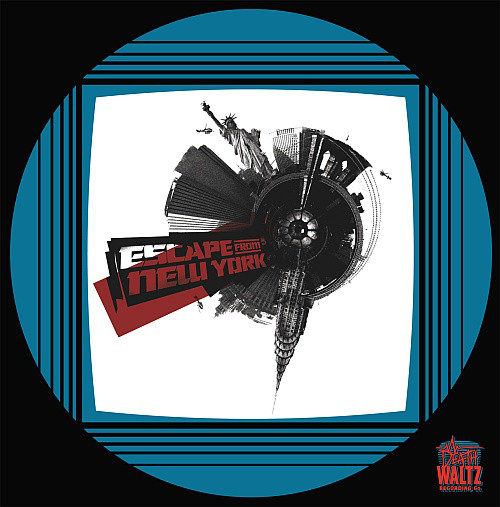 Images from escape from new york clipart clip free download John Carpenter & Alan Howarth - Escape From New York (Vinyl, LP ... clip free download