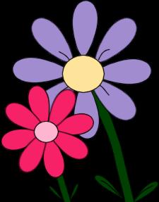 Images of clipart flowers clipart transparent Flower Clip Art - Flower Images clipart transparent