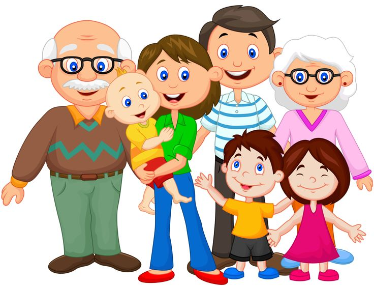 Images of families clipart vector royalty free library Families clipart - 71 transparent clip arts, images and pictures for ... vector royalty free library