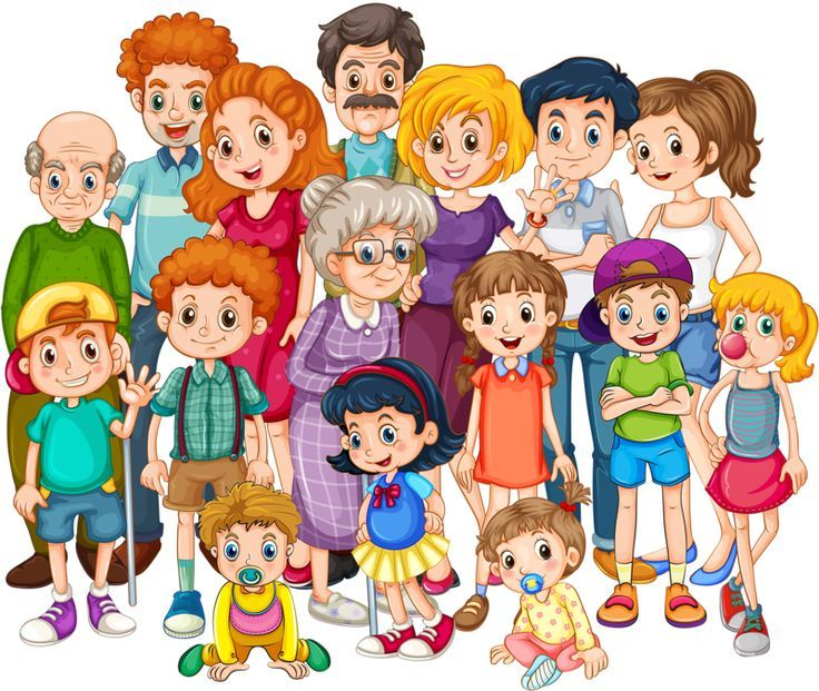 Images of families clipart jpg royalty free stock Pictures of families clipart 6 » Clipart Portal jpg royalty free stock