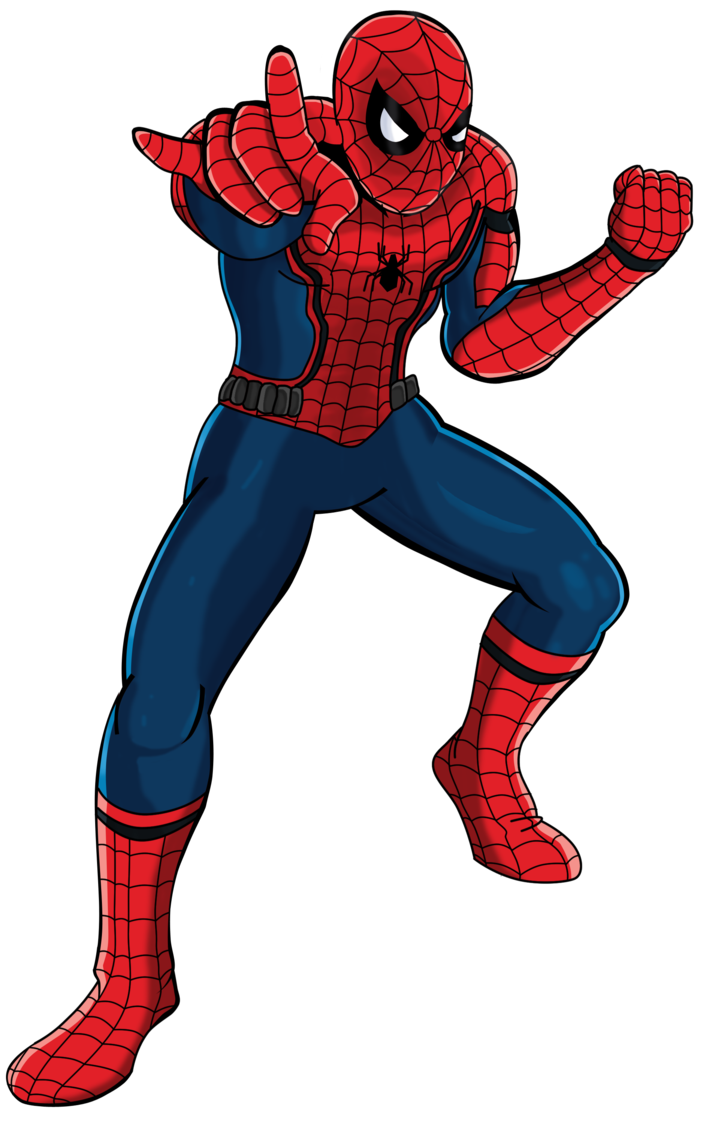 Images of spiderman standing up shooting webb clipart png freeuse Spider-Man PNG images free download png freeuse