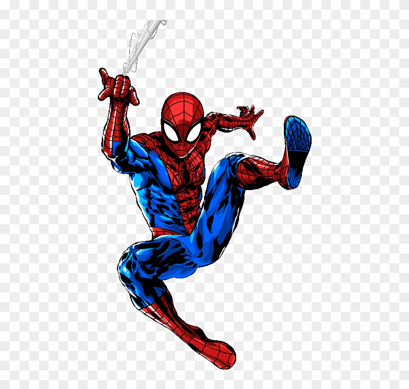 Images of spiderman standing up shooting webb clipart graphic freeuse The Price Of Being Spider-man - Spiderman Web Shooter Png ... graphic freeuse