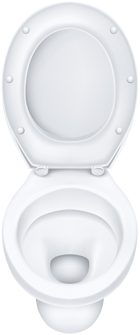 Images toilet cat clipart graphic free library white toilet bowl png - Free PNG Images | TOPpng graphic free library