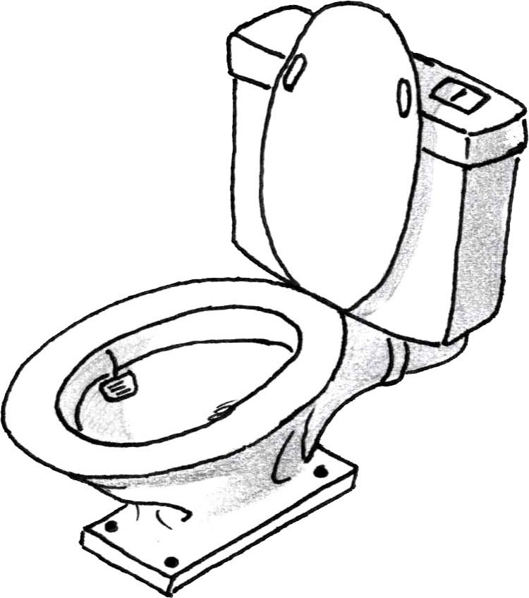 Images toilet cat clipart clip art freeuse library Toilet Drawing at GetDrawings.com | Free for personal use Toilet ... clip art freeuse library