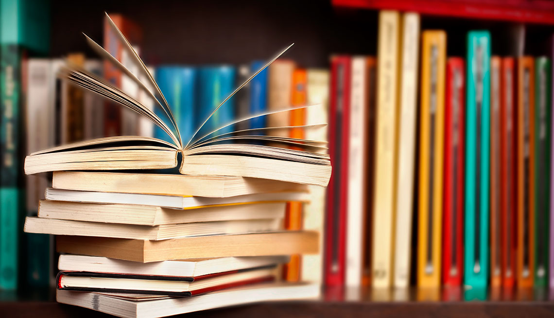 Images with books library Sell Books Online to Save Money and Time - AARP library