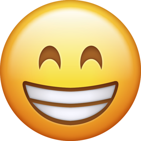 Img src educator common math clipart 3d smiley 2 gif png library stock Happy Emoji [Download iPhone Emojis] | Iphone Emoji, Apple Emoji ... png library stock
