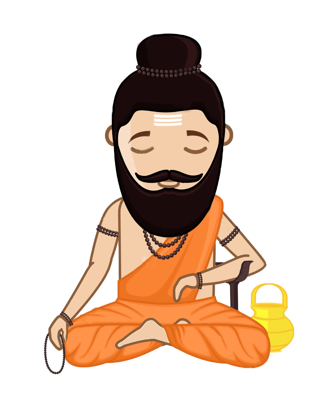 Imgur clipart banner royalty free library Meditation, Clipart, Hindu Saint, No watermark, High Resolution ... banner royalty free library