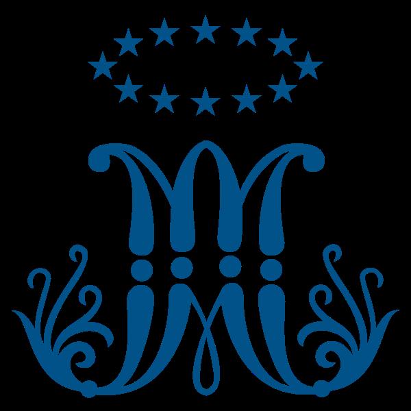File:Mary's monogram (Marist Brothers).svg | MONOGRAM IDEAS ... svg free
