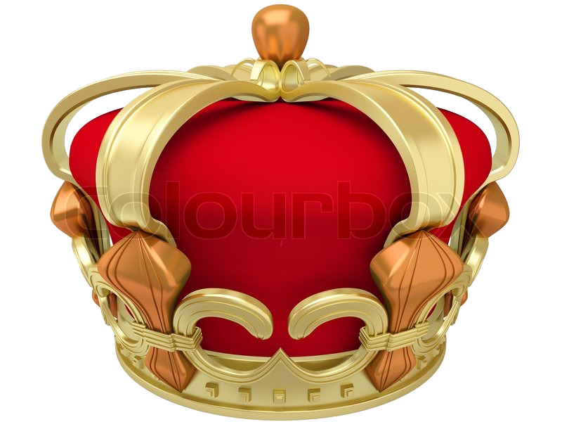 Imperial crown clipart image freeuse library Gold Imperial Crown Isolated With No Background image freeuse library