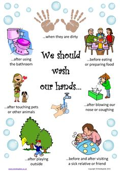 Importance of washing hands and hygiene kids clipart jpg stock 24 Best Hand Washing Poster images in 2017 | Hand washing, Body ... jpg stock