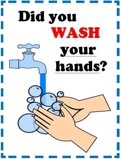 Importance of washing hands and hygiene kids clipart clipart black and white stock I wanted a simple poster to remind students to wash hands. (Posting ... clipart black and white stock