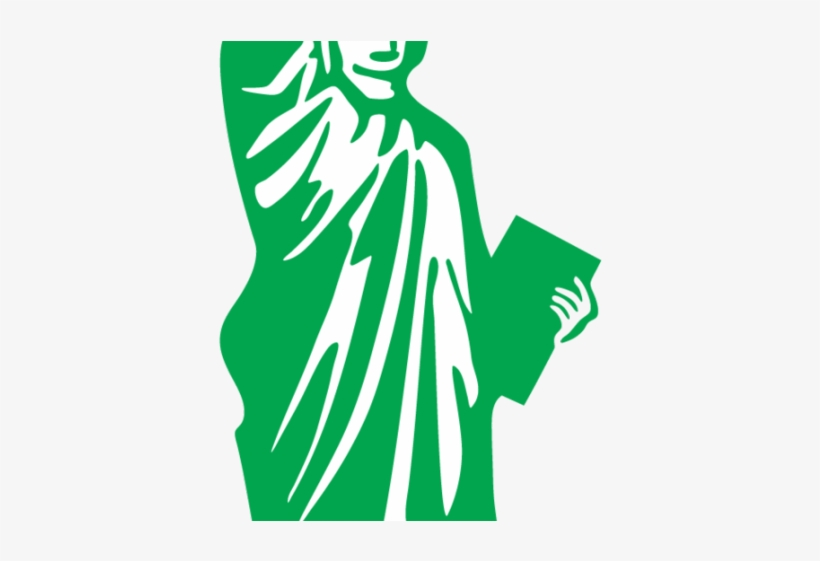 I-mwithhervector clipart svg freeuse Statue Of Liberty Clipart Character - Statue Of Liberty ... svg freeuse