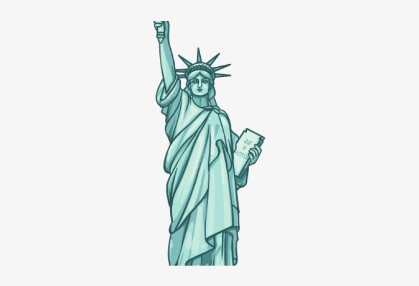 I-mwithhervector clipart banner freeuse Statue Of Liberty Silhouette Free Download Clip Art - I M ... banner freeuse