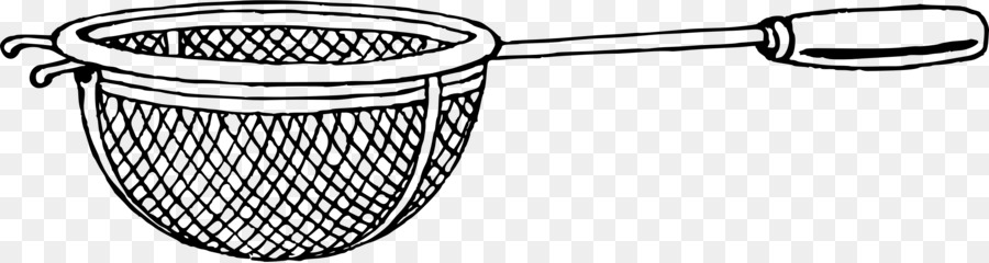 In a sieve clipart picture black and white library Whisk Background png download - 2400*636 - Free Transparent Sieve ... picture black and white library
