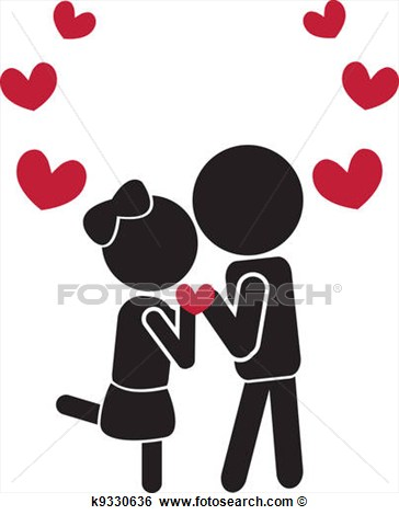 In love clipart vector library Love Clipart | Clipart Panda - Free Clipart Images vector library