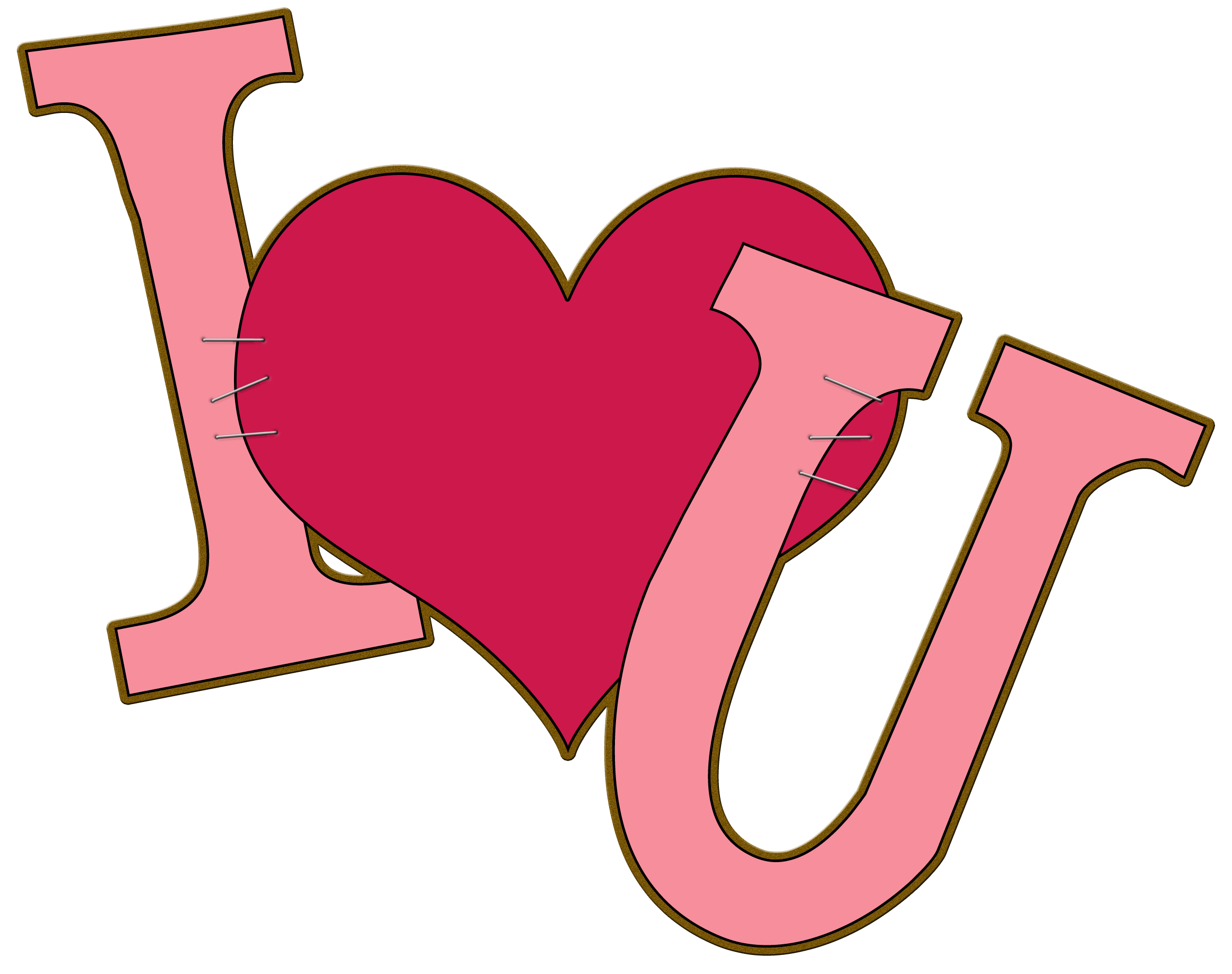 In love clipart clipart vector library stock Free Love Clipart & Love Clip Art Images - ClipartALL.com vector library stock