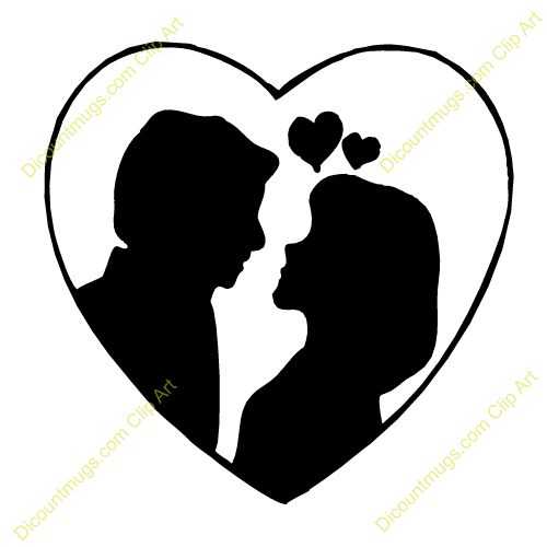 In love clipart clipart clip art library library Clipart of couples - ClipartFest clip art library library
