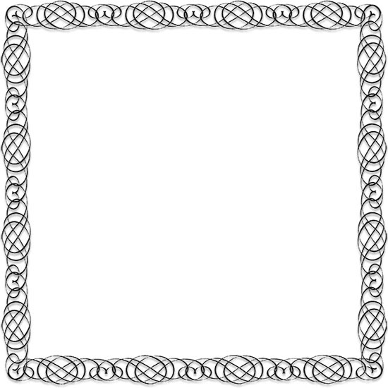 In memoriam clipart free png transparent stock Free Borders – Border Clip Art throughout In Memoriam Decorative ... png transparent stock