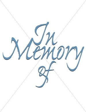 In memory of clipart banner free In memory of clipart » Clipart Portal banner free
