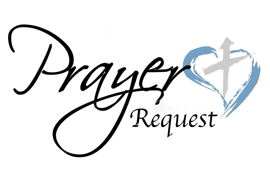 In our prayers clipart