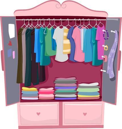 In the closet clipart png library Clothes in closet clipart 7 » Clipart Portal png library
