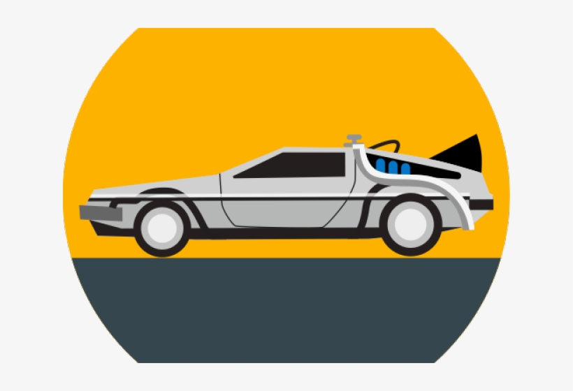 In the future clipart picture freeuse stock Back To The Future Clipart Future Scope - Back To The Future Car ... picture freeuse stock