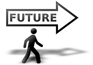 In the future clipart banner transparent 6414 back to the future clip art | Public domain vectors banner transparent
