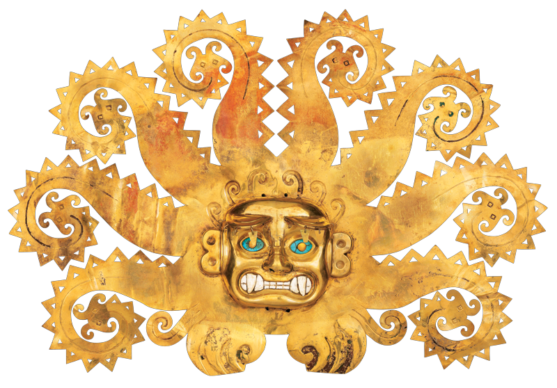 Inca sun clipart jpg royalty free library Kingdoms of the Sun and the Moon | Ron's View jpg royalty free library