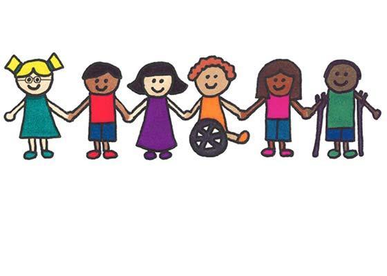 Inclusive clipart vector download Inclusive education clipart 4 » Clipart Station vector download
