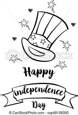 Independence day clipart black and white svg freeuse library Independence day clipart black and white 1 » Clipart Portal svg freeuse library