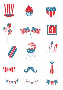 Independence day clipart for picsart image library Independence Clipart – Clipart by PicsArt image library