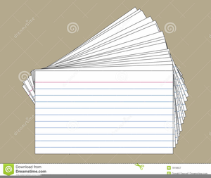 Index card cliparts png library stock Index Card Clipart | Free Images at Clker.com - vector clip ... png library stock