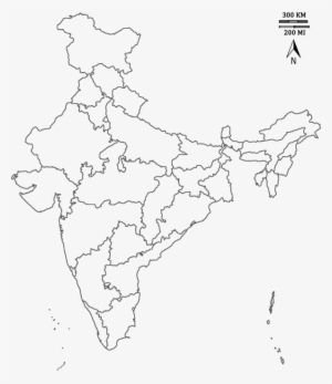 India map with cities clipart black and white clipart royalty free India Map PNG, Transparent India Map PNG Image Free Download ... clipart royalty free
