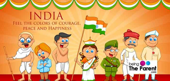India republic day clipart svg transparent library 10 Lesser Known Facts About The Indian Republic Day | Being ... svg transparent library