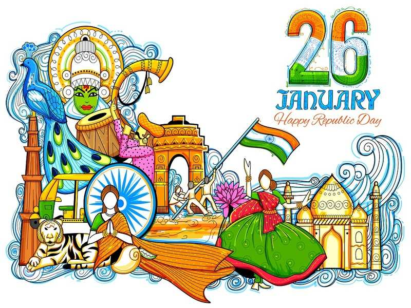 India republic day clipart picture free stock What is Republic Day? Why do we Celebrate India Republic Day ... picture free stock