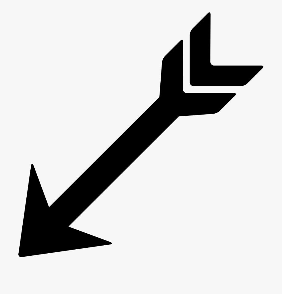 Indian arrow clipart jpg royalty free Arrowhead Clipart Arrow Bow Indian - Arrows Pointing Left ... jpg royalty free
